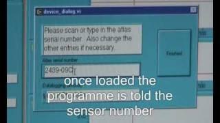 LHCb VELO - sensor testing