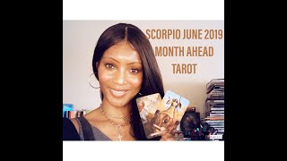 Scorpio | June 2019 | Purging and Well-being! - Journey To