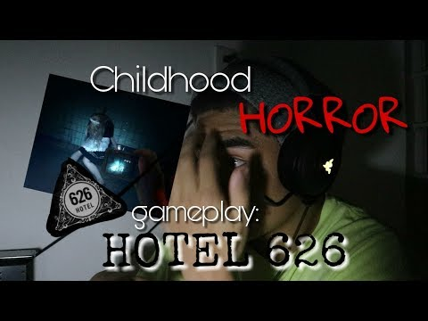 Hotel 626 WALK THROUGH || NEVER Should've Played This Game -_-