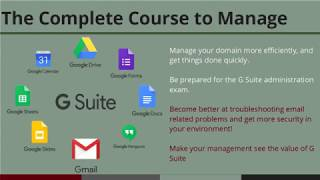 G Suite administrator course - Intro to Admin Console and how to create a new one