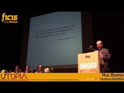 FICIS '16 - Urban Regeneration - Rui Basto