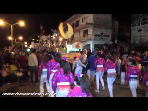 Desfile De Carnaval 2013 En Topolobampo, Sinaloa