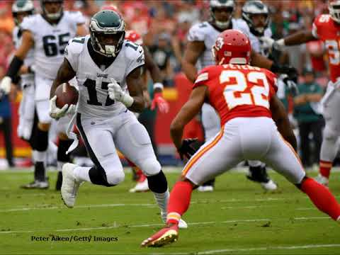 John McMullen talks Alshon Jeffery playing injured, Wentz timetable for recovery, and more