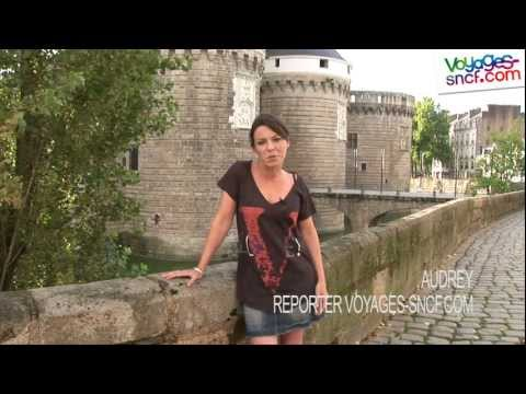Vidéo visite de Nantes