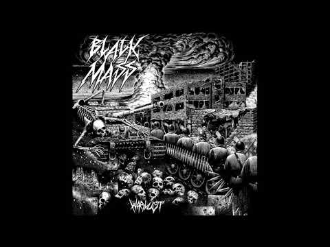 Black Mass - Warlust (Full Album, 2019)
