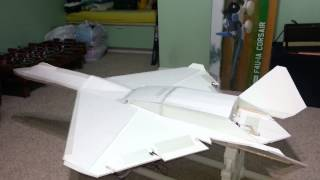 YF-36A Northrop-Misubishi