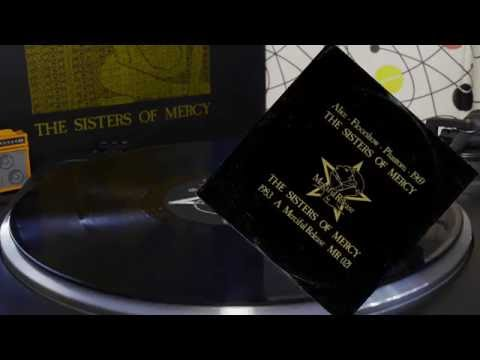 The Sisters of Mercy -  Merciful Release 12' inch - MR021