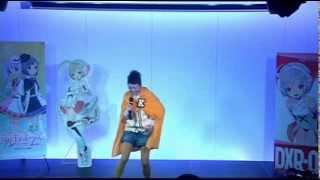 http://live.nicovideo.jp/watch/lv168164417 アニソンコスプレアドベン...