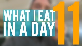 VEGAN WHAT I EAT IN A DAY 11 | VLOG 64