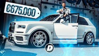 NOVITEC Rolls Royce Cullinan, love it or hate it! | DAY1 Cars | DAY1