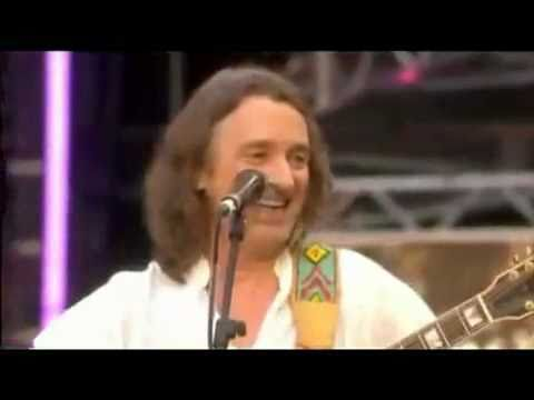 Give A Little Bit, Roger Hodgson (Supertramp) Writer and Composer, Princess Diana Concert