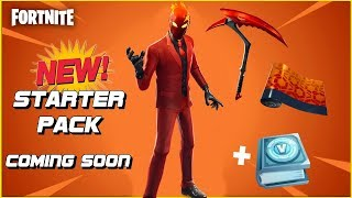 NEW INFERNO PACK! - FORTNITE BATTLE ROYALE - COMING SOON.