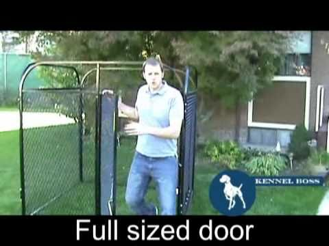 K9 kennel Store Factory Direct 1-877-527-3455