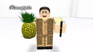 PPAP - Roblox music video