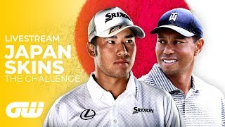 The Challenge: Japan Skins - Who Will Win? | 24/7 LIVESTREAM | Golfing World