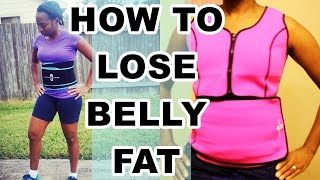 HOW TO LOSE BELLY FAT FAST | REAL 1 Month Results | Waist Magnet💪😃😍