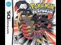LIVE Pokémon Platinum
