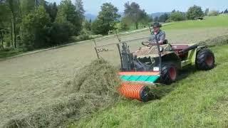 SiloMax by Agrartechnik auf Mähtrac