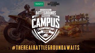 Pubg mobile   Campus Championship Finals