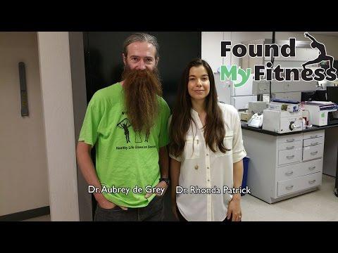 Dr. Aubrey de Grey and Dr. Rhonda Patrick Talk Aging