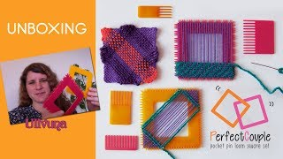 PerfectCouple weaving set UNBOXING / English