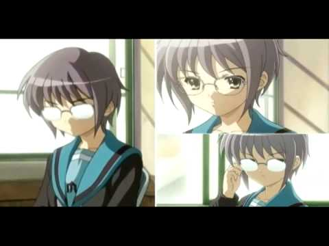 ♥ו Knock on Wood •×♥  *The Melencholy of Haruhi Suzumiya*