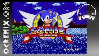 OC ReMix #2219: Sonic the Hedgehog