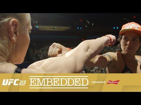 UFC 213 Embedded: Vlog Series - Episode 5