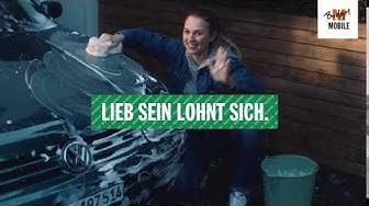 "M-Budget Mobile ""LIEB SEIN LOHNT SICH"" – Rims"