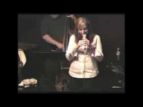 Kate Reid jazz singer You Don't Know What Love Is