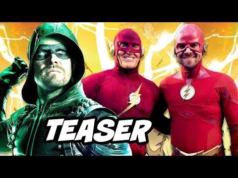 Arrow Season 7 Episode 2 – The Flash Crossover Teaser Explained