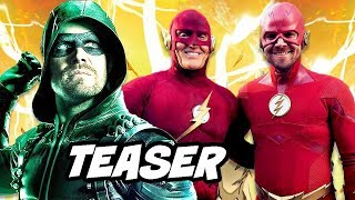 Arrow Season 7 Episode 2 - The Flash Crossover Teaser Explained