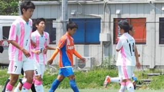石井快征選手の先制ゴールは、打つ瞬間撮りきれず。すみません。