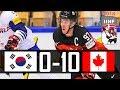 Canada vs Korea | 2018 IIHF Worlds Highlights | May. 6, 2018