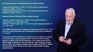 Ira Epstein's Morning Flash Video for 9 21 2021