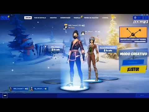 Jugando Fortnite Competitivo - YouTube