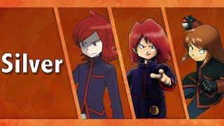 Pokemon Character Study: Silver