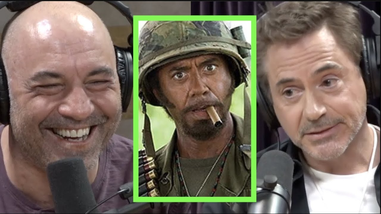 Could You Make Tropic Thunder Today? w/Robert Downey Jr. | Joe Rogan