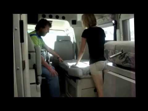 Quitting our Jobs to Live in a Tiny Rialta QD RV - YouTube