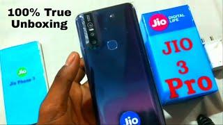 JIO PHONE 3 UNBOXING Technical guruji || book buy jio phone 3 pro |Jio phone 3 kaise book kre book🔥