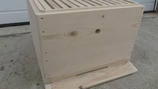 Презентация Улей12 рамочный на 300 рамку