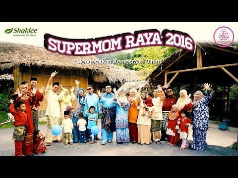 Bersama Di Hari Raya - Cenderawasih (Cover by Supermom Shaklee)