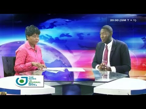 STV - THE 08:00 PM WEEKEND BILINGUAL NEWS - 28 Avril 2018 -