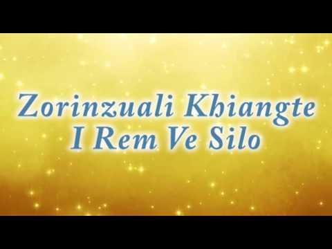 Zorinzuali Khiangte - I rem ve silo (Lyrics)