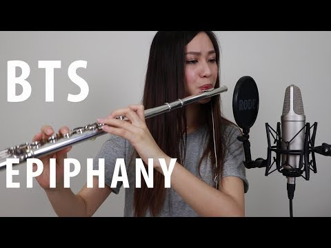 BTS (방탄소년단) 結 Answer 'Epiphany' (flutecookies Cover)
