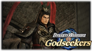Dynasty Warriors: Godseekers! (PS4 gameplay with commentary) I...its...Lu Bu!
