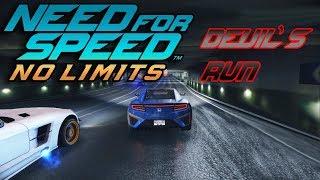 HONDA NSX ТИШИНА #5   Need For Speed NO LIMITS iOS