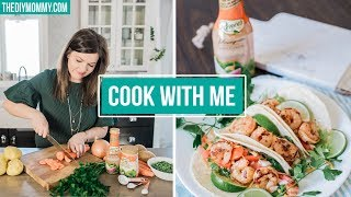 Cook With Me | 3 EASY SUPPER IDEAS thumbnail
