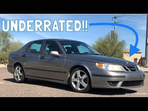 2004 Saab 9-5 Aero Review – The Best 9-5 You Can Buy!
