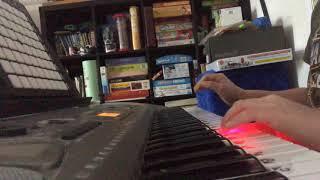 Playing piano improv